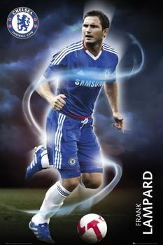 Plakát Chelsea - lampard 2010/2011