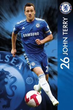 Plakát Chelsea - terry 09/10
