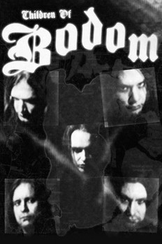 Plakat Children of Bodom - group