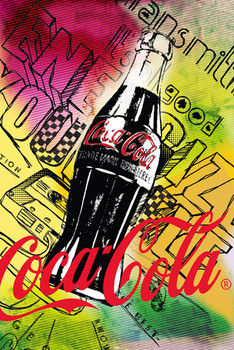 Plakat Coca Cola - 125 anniversary