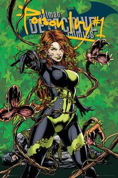 Plakat DC Comics - Poison Ivy