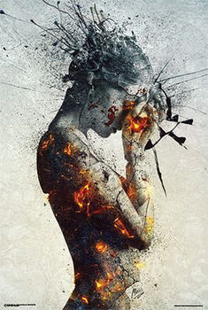 Plakát Deliberation - Mario Sánchez Nevado