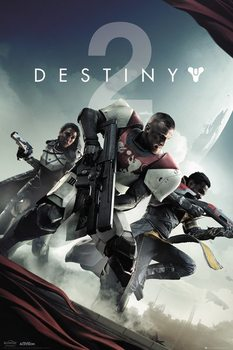 Plakát Destiny 2 - Key Art