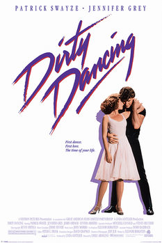 Plakat Dirty Dancing - The Time of My Life