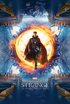 Plakát Doctor Strange - Portal