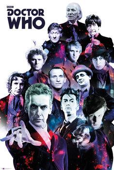 Doctor Who - Cosmos plakát, obraz