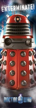 Plakat  Doctor Who - Dalek