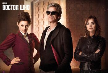 Doctor Who - Iconic plakát, obraz