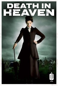 Plakat Doctor Who - Missy