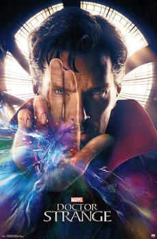 Plakat Doktor Strange - Benedict Cumberbatch