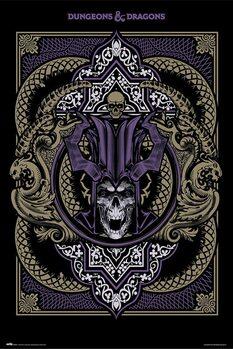 Plakát Dungeons & Dragons - Master Guide