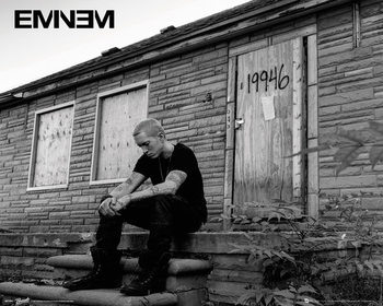 Plakat Eminem - LP 2