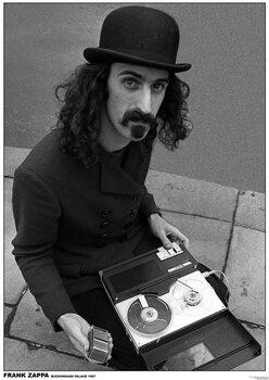 Plakát Frank Zappa - Buckingham Palace