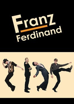 Plakat Franz Ferdinand
