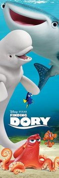 Plakat Gdzie jest Dory? - Characters