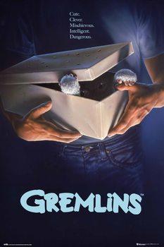 Plakat Gremliny rozrabiaja - Originals