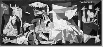 Reprodukcja Guernica