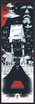 Plakat Gwiezdne wojny: Czesc V - Imperium kontratakuje