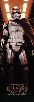 Plakat Gwiezdne wojny, część VII : Przebudzenie Mocy - Captain Phasma