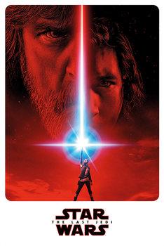 Plakat Gwiezdne wojny: Ostatni Jedi- Teaser