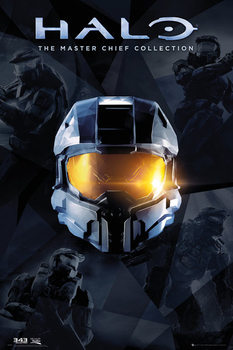 Plakat Halo - Master Chief Collection