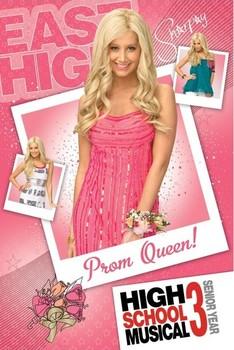 Plakát HIGH SCHOOL MUSICAL 3 - sharpey