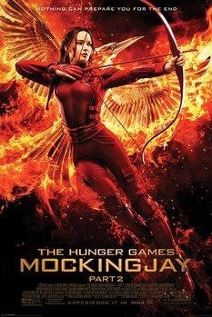 Plakát Hunger Games: Síla vzdoru 2. část - Final
