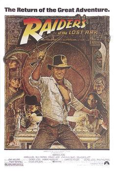 Plakát Indiana Jones a dobyvatelé ztracené archy