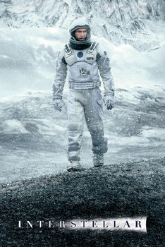 Plakát Interstellar - One Sheet