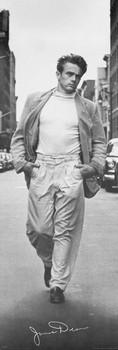 Plakát James Dean - walking