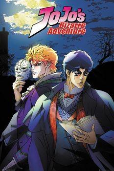 Plakát Jojo's Bizarre Adventure - Mask
