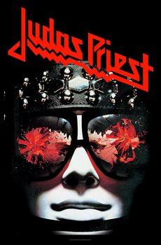 Textilní plakát Judas Priest - Hell Bent For Leather