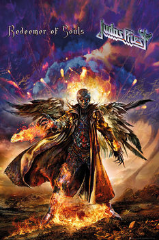 Plakat Judas Priest - Redeemer