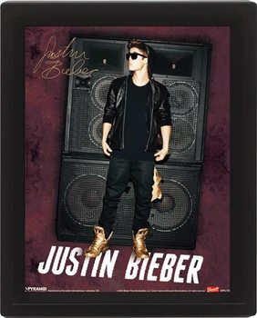 Plakat JUSTIN BIEBER speakers