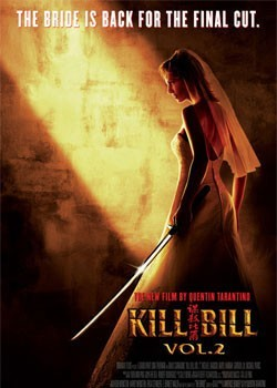 Plakát KILL BILL 2 – one sheet