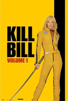 Plakat Kill Bill - Vol. 1