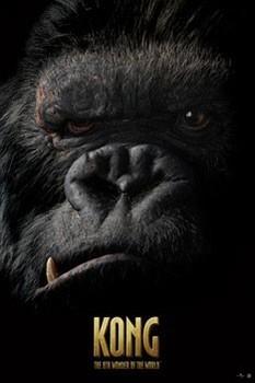Plakát KING KONG - face