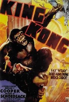 Plakát KING KONG