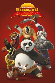 Plakát KUNG FU PANDA