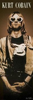 Plakát Kurt Cobain - shades