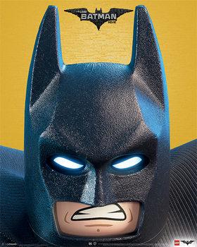 Plakát Lego® Batman - Close Up
