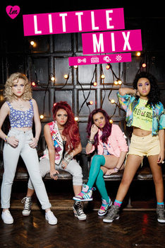 Plakát  Little mix - portrait
