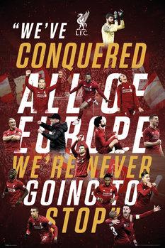 Plakat Liverpool