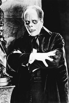 Plakát  Lon Chaney - The Phanton of the Opera