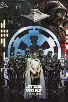 Plakat Lotr 1. Gwiezdne wojny: historie - Empire
