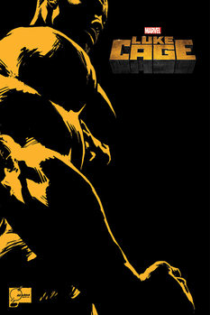 Plakát Luke Cage - Power Man