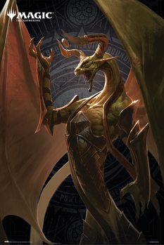 Plakát Magic The Gathering - Nicol
