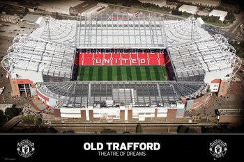 Plakát Manchester United FC - Theatre Of Dreams