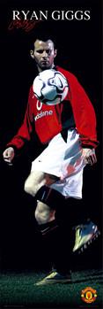 Plakát Manchester United Giggs