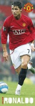 Plakát Manchester United - Ronaldo 07/08